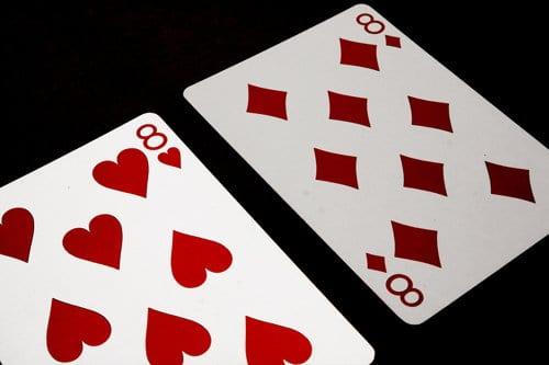 Split Eights Blackjack