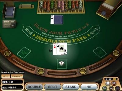 Betsoft Blackjack