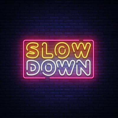 Slots Slow Down
