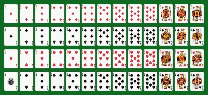 Full Deck of Cards