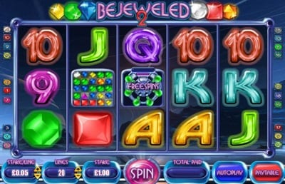 Blueprint Bejeweled