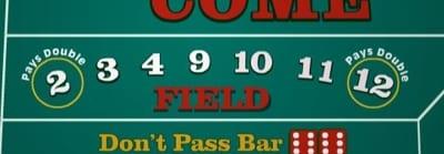 Craps Field