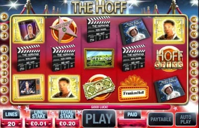 Electracade The Hoff