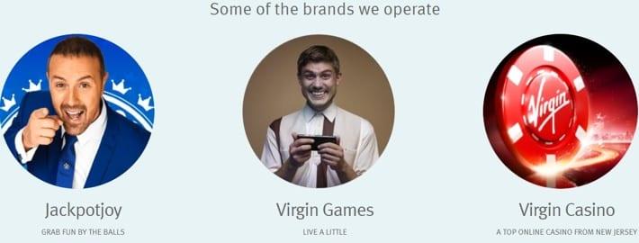 Gamesys Brands