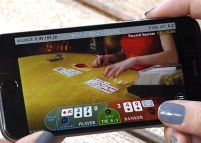 Evolution Mobile Casino