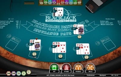 Realistic Games Blackjack