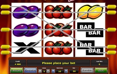 Slots Payline Example