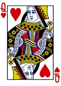 Three Card Poker Queen