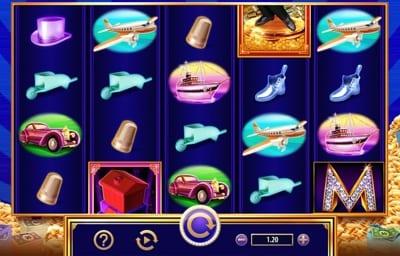 WMS Monopoly