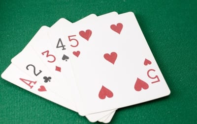 Razz Poker The Wheel