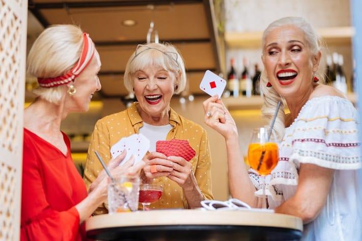 Female Gamblers