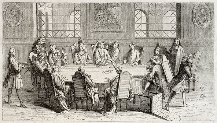 Historic Card Game