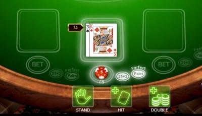 Blackjack Cards Dealt