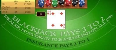 Blackjack Dealer Plays