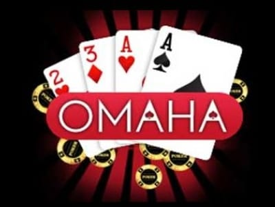 Omaha Poker Logo