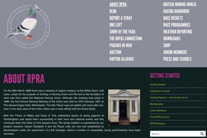 RPRA Screenshot