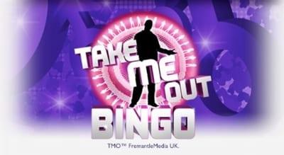 Take Me Out Bingo