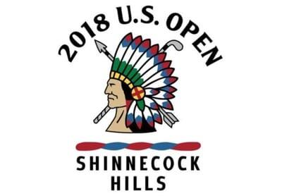 Golf US Open Logo 2018