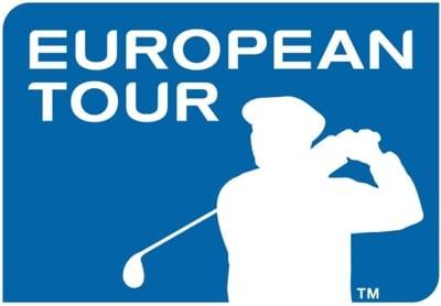 Golf European Tour logo
