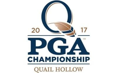 Golf PGA Championship Logo