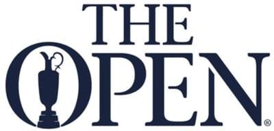 Golf The Open Logo