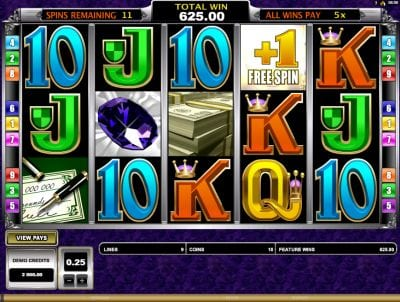 Microgaming Slots Break da Bank again