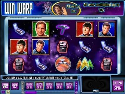 WMS Star Trek