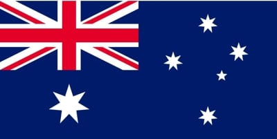 Ainsworth Australia Flag