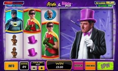 Ash Gaming Classic Batman Series