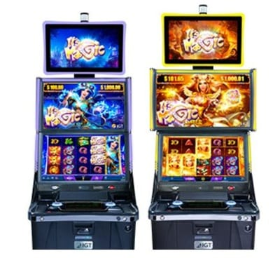IGT Cabinets