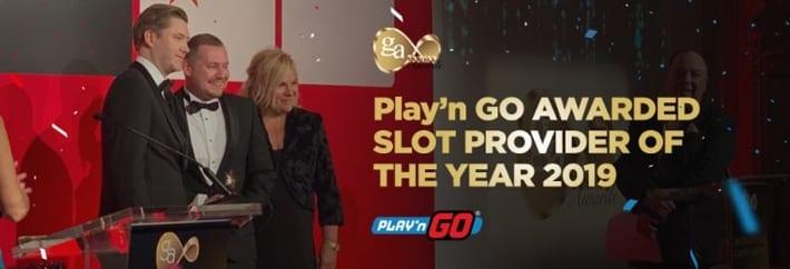 Play'n Go Awards