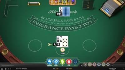 Play'n Go Blackjack