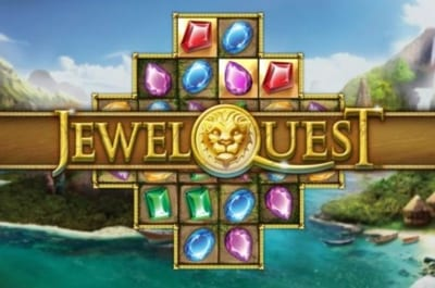 slots Jewel Quest Logo