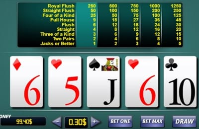 Video Poker Deal