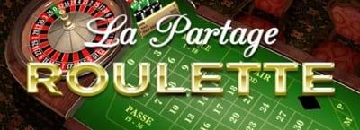 Roulette La Partage