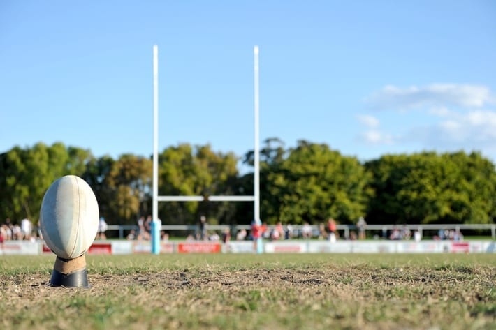Rugby Field and Goal