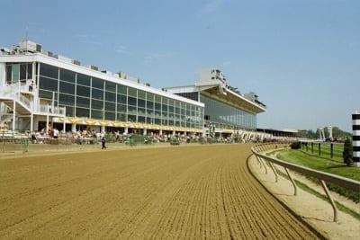 Horse Racing Flat Track