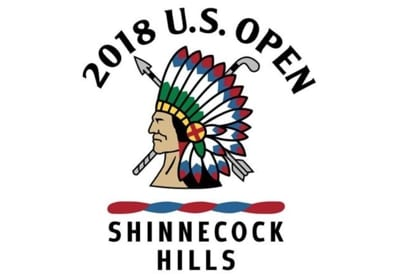 Golf US Open Logo 2018