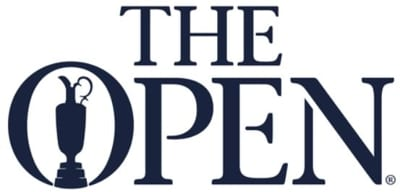 Golf The Open Logo