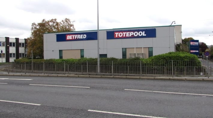 Betfred & Totepool in Wigan