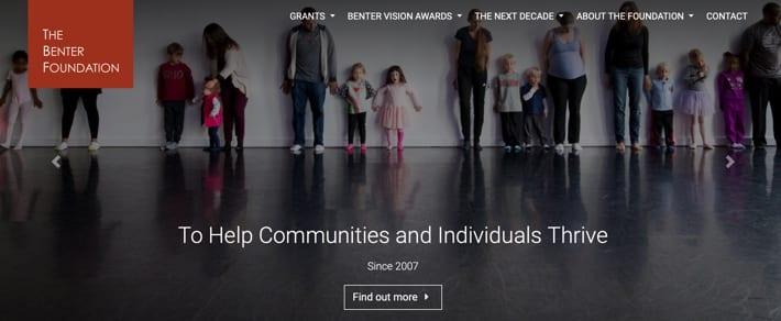 The Benter Foundation