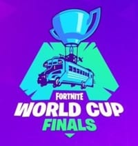 Fortnite Wolrd Cup Finals Logo