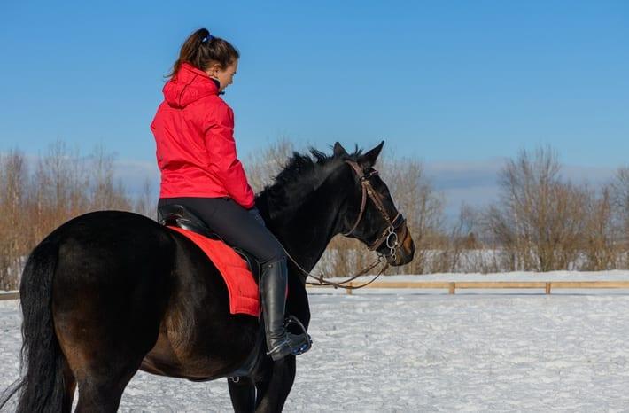 Female Horse Trainer
