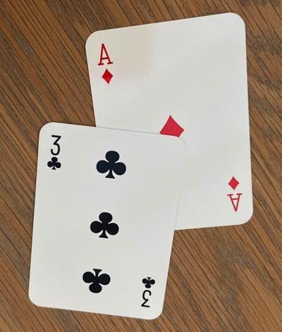 Baskin Robbins Poker Hand