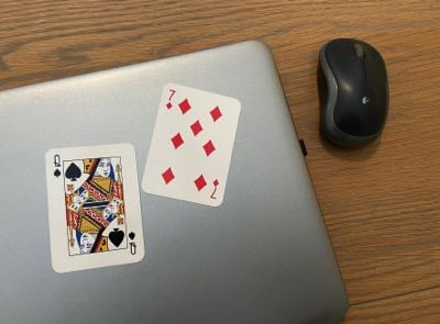 Computer Poker Hand