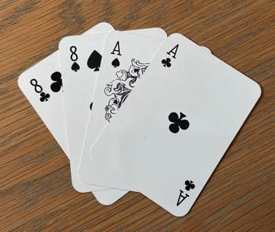 Poker Dead Mans Hand