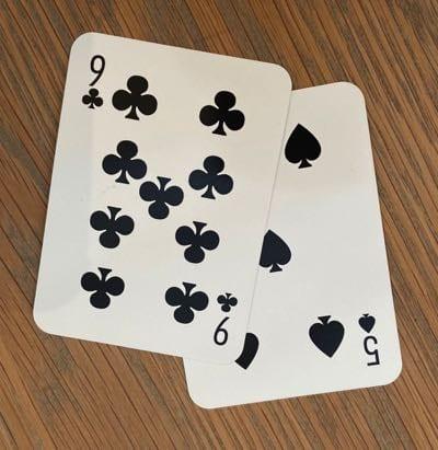 Dolly Parton Poker Hand