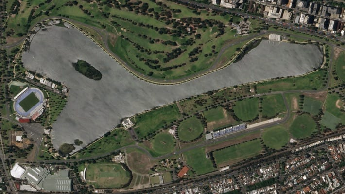 Albert Park Circle