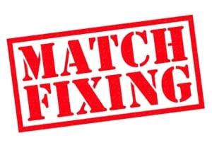 Match Fixing Stencil
