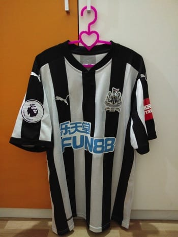Newcastle United's Sponsorship with Fun88